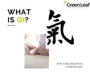 Qi Acupuncture Greenleaf Clinic