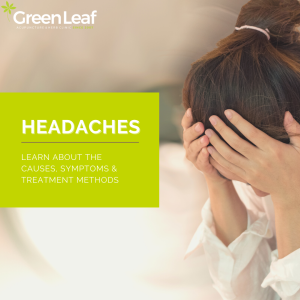 GreenLeaf Acupuncture and herb clinic, tcm, acupuncture, eastern medicine, headaches