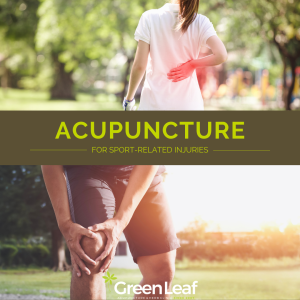GreenLeaf clinic, GreenLeaf Acupuncture, Sport Injuries, Acupuncture, Pain, Knee Pain, Shoulder Pain